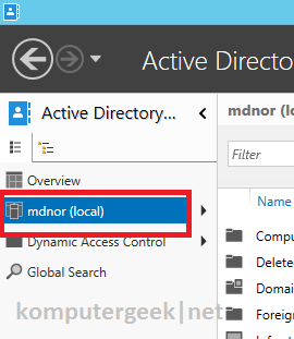 create new user using adac2
