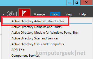 enable deleted object on 2012_1