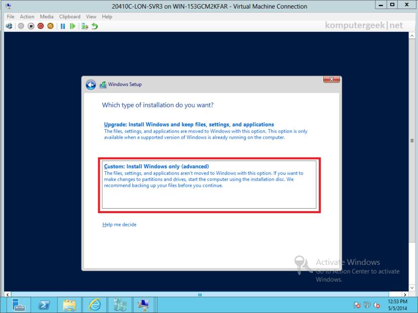 Deploying Windows Server 2012 R2 (12)