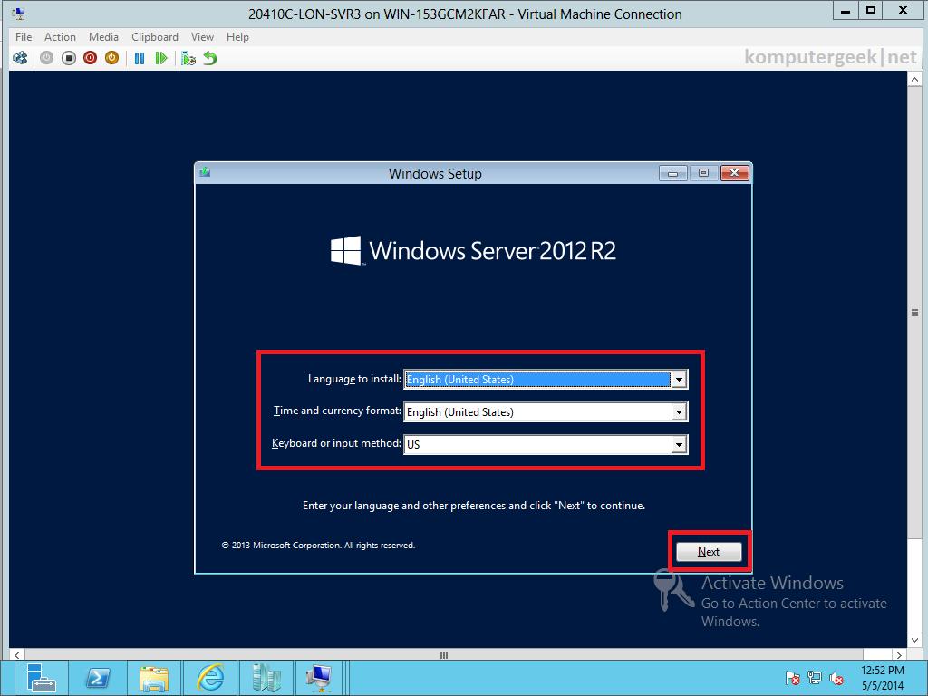 Deploying Windows Server 2012 R2 (7)