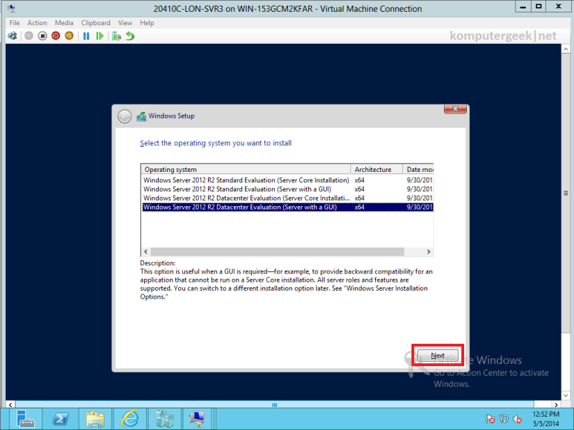 Deploying Windows Server 2012 R2 (9)