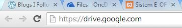 upload drive1