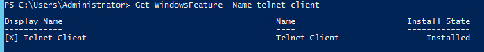powershell-check status